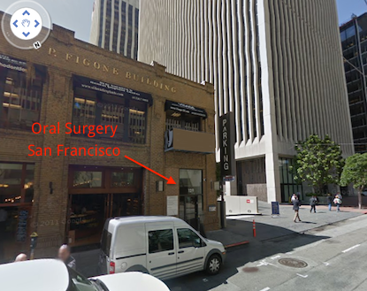 Oral Surgery San Francisco Office