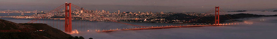 Golden Gate Bridge at Night, Oral Surgeon
