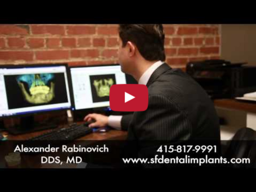 Overview to Dental Implant Surgery from Dr Alex Rabinovich